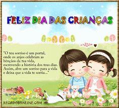 Maria Luiza, meu Anjo.: Filhas, Malu e Sarinha... Feliz dia das Crianças!