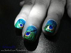 Designs for Nails We'll Never Be Able to Do |---Unless you're ME and you CAN do it because I'm going to.