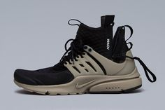 95731d34aa354f A More Intricate Look at the ACRONYM x NikeLab Air Presto Mid Collection
