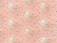 Pink Starburst wallpaper, via CollectoratorOne