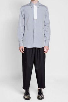 Marni Striped Cotton Shirt