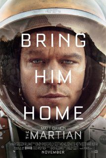 ** The Martian (2015) During a manned mission to Mars, Astronaut Mark Watney is presumed dead after a fierce storm and left behind by his crew. But Watney has survived and finds himself stranded and alone on the hostile planet. With only meagre supplies, he must draw upon his ingenuity, wit and spirit to subsist and find a way to signal to Earth that he is alive. Matt Damon, Jessica Chastain, Kristen Wiig