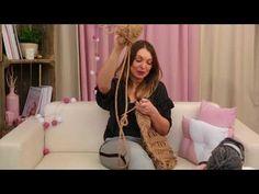 (122) LES DEPHILS BY MATHILDE - Emission 3 - YouTube Prom Dresses, Formal Dresses, Crochet, Youtube, Fashion, Crochet Shawl, Scarves, Tutorials, Tejidos