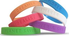 Free Peacemaker wristband and Inspiration Kit