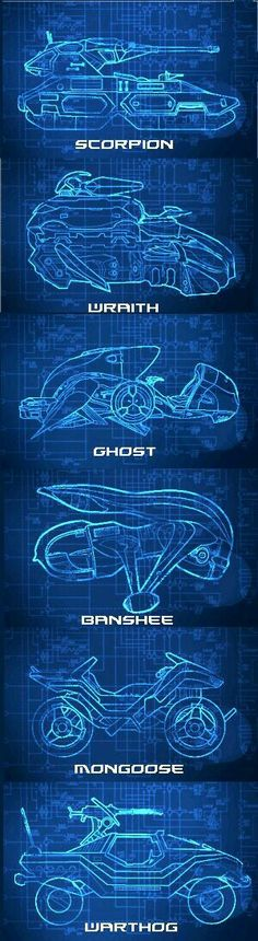 Halo's bada**rides