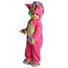 ## VERY Cute ##: Magic Pony Baby Fleece Costume for 12-18 Month Baby