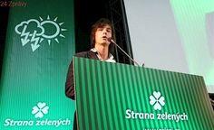 Už ne SZ, nově jen Zelení. Strana zelených změnila zkratku, napodobila Piráty
