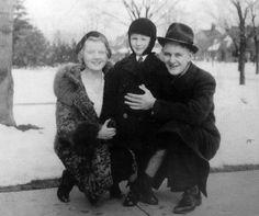vintage photo of mr harley and mr davidson of harley-davidson