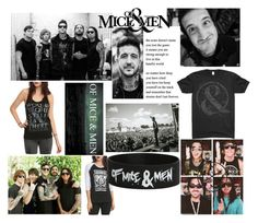 """Of Mice & Men"" by makenzie354 ❤ liked on Polyvore featuring ADAM, women's clothing, women's fashion, women, female, woman, misses and juniors"