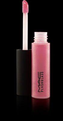 MAC - Plushglass lip color in Posh It Up