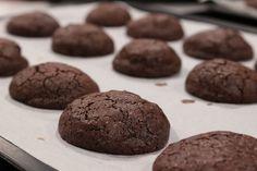 Biscottoni cioccolato e sale senza glutine - Scuola di Cucina di Sergio Maria Teutonico