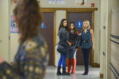 Tune in to all-new episodes of Pretty Little Liars Tuesdays at 8/7c on ABC Family!