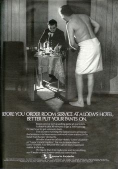 Sell Me Yesteryear: Loew's Hotels.