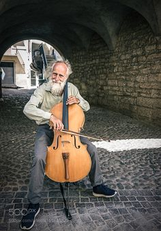 Music Man by JoachimAhmMortensen