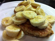 Honey Vanilla Pancakes - The Kitchen Table - The Eat-Clean Diet®