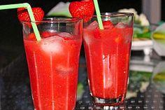 Erdbeer - Caipirinha