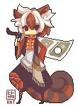 Pixel Chibits COM: Reid by hitogata.deviantart.com on @deviantART