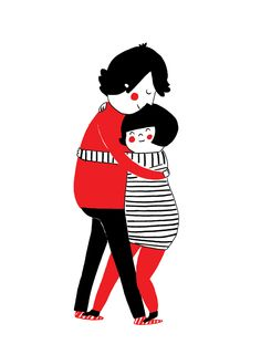True love not twee love brought to life in Soppy by Philippa Rice Artist, illustrator and crocheter Philippa Rice has turned her life into a comic that celebrates the sweet, everyday world she shares with her illustrator boyfriend, Luke Pearson. In a palette of red, white and black, the cartoon duo (both with raven dark hair and rosy red cheeks) do the washing up, head to the shops, snuggle on the sofa and squabble about who should answer the door. There are no grand sweep-you-off-your-feet…