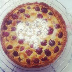 CLAFOUTIS DE CEREZAS. TARTA DE CEREZAS FRANCESA - MY EUROPEAN CAKES Cordon Bleu, Pie, Chocolate, Desserts, Food, Martha Stewart, Queso, Gluten, Sweets