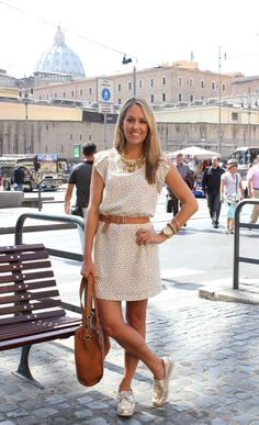Today's Everyday Fashion: Postcards from Rome — J's Everyday Fashion