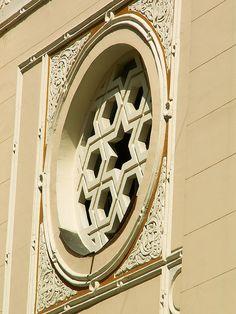 Sarajevo, Bosnia and Herzegovina - New jewish Synagogue - an Ashkenazi synagogue built in 1902