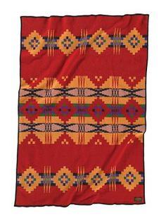 Vintage Ganado Blanket - Been to Ganado.... Need the blanket!