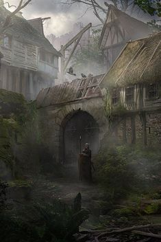 ЛЕГЕНДА О КОРОЛЕ ФАНДОРЕ #11 Мордред замахнулся мечом, но Армагедон, использовав магию огня, обжёг ему руку. Мордред выронил меч, и набросился на брата, его глаза налились кровью. Они дрались врукопашную несколько минут, Армагедон победил. Только сейчас он достал меч из ножен и поднёс к груди лежавшего на полу Мордреда. Тут в зал вбежала Дея, Армагедон обернулся, а Мордред, воспользовавшись этим, схватил меч и проткнул короля со спины. Настала тишина... (Продолжение)