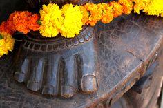 Sacred is in ordinary. #Goa, #India #MotherIndia. February, 2014 #photography #detail #sriganesh #life #earth #love #live