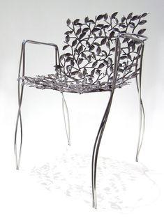 phul chair by  Mann Singh