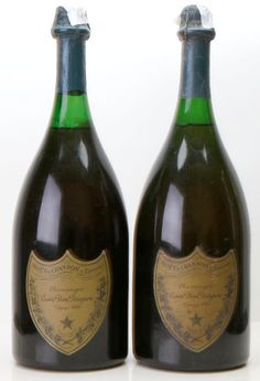 Dom Perignon Vintage Champagne 1966 excellent color and condition Magnum - Available at 2013 June 14 Wine Signature. Rare Wine, Dom Perignon, Vintage Champagne, French Wine, Glass Pitchers, In Vino Veritas, Italian Wine, James Bond, Wines