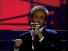 "Barry Manilow"" I can`t smile without you"" ""Copacabana""en concierto canciòn completa"