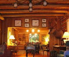 We snowmobiled into this lodge years ago, beautiful place & some of the best food ever! :)Wapiti Meadow Ranch: Cascade, Idaho