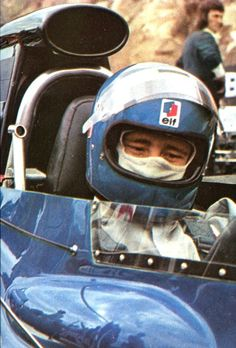 Patrick Depailler - Tyrrell 004 - Grand Prix de France 1972