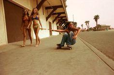 Hugh Holland | la magie du skate dans les années 70 en Californie