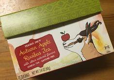 What's Good at Trader Joe's?: Trader Joe's Autumn Apple Rooibos Tea