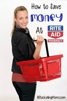 How to Save Money at Rite Aid