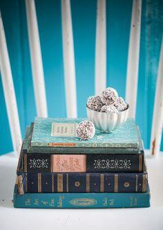 Rezept für Schwedisches Schokoladen Kokoskonfekt – Chokladbollar Rezept