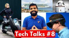 Tech Talks #8 - Boeing Space Taxi OnePlus 3S Google AMP Honor 8... | LoboTube.com