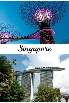 Singapore: Insider tips from a local / Singapur: Geheimtipps einer Einheimischen #Singapore #Singapur #Supertrees #GardensByTheBay #MarinaBaySands #travel #Urlaub #Reise