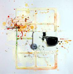 1 photo + paint