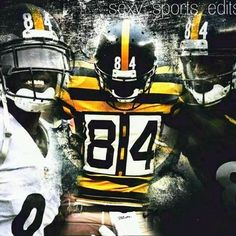 5a7e67160de steelergalfan4life 🖤💛 - Antonio Brown WR Pittsburgh Steelers Players