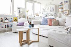 """Le salon de Sophie Trem, la blogueuse de """"The Other Art of Living"""""""