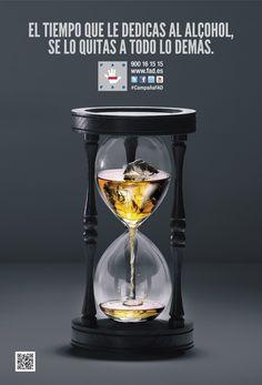 Imagen Campaña contra el alcohol