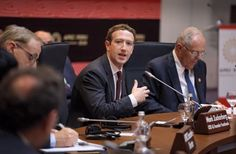 Zuckerberg could run Facebook while serving in government forever