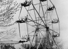 The Ku Klux Klan at a carnival in Canon City.   Rare Historical Photos – Page 2 – Daily Bananas