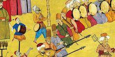 Türk Müziği'ne Dair Turkish Lessons, Learn Turkish Language, Music Sing, Old Music, Art And Architecture, Ottoman, Painting, Instagram, Lyrics