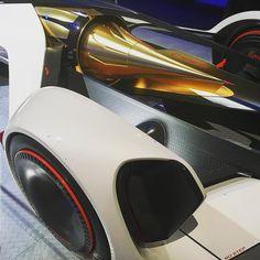 #Chevrolet #Chaparral 2X Vision #GranTurismo #conceptcar #GTSport