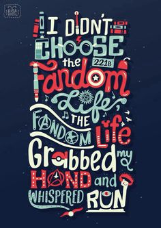 I followed the fandoms through it all. I took the train to Hogwarts and flew to The Chapel in Shadow hunters. Stood by Tris and Tobias during Divergent. Expirenced amazing adventures with Percy and Annabeth. Became a thief with the Dregs of Ketterdam. Everywhere they went I went with them. Every step and every breath I was there, deep into a world unknown by unfair and cruel life. From then on I came to know were I truly belonged. In. A. Book.