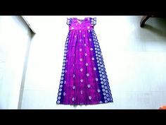 Yoke Nighty Cutting And Stitching - Tailoring With Usha - YouTube