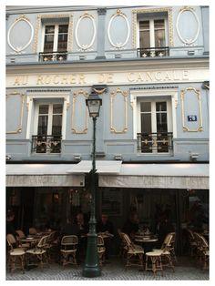 Rue Montorgueil, Paris.
